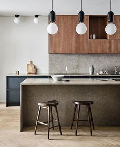 How to create the dream kitchen - Nordic Kitchen - Award winning modern kitchens in Scandinavian design. Nordic Kitchen, Scandinavian Kitchen, Scandinavian Modern, New Kitchen, Swedish Kitchen, Scandinavian Interiors, Rustic Kitchen, Kitchen Ideas, Kitchen Decor