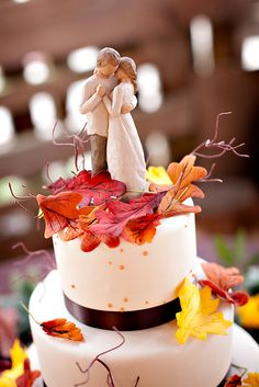 Willow Tree Wedding Topper