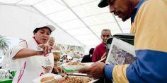 Visita el nuevo comedor comunitario en la delegación Milpa Alta