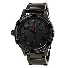 Great gift idea Nixon Men's '51-30 SW, Vader' Quartz Stainless Steel Casual Watch, Color:Black (Model: A172SW-2244-00)