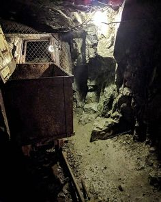 The most unique experience I did in my @NeOntario trip was a tour of the Colonial Mine Adit Underground Tour. Cobalt was a popular town due to the Silver Rush. It's my first time being in a real mine and believe me you don't want to be a miner during those time (or maybe even still today). - The Colonial Mine was in operation from 1907 until 1937 and produced 1.25 million ounces of silver. It's an Adit Mine because you enter the mine just by walking straight from the entrance. There are 6… Underground Tour, All Over The World, Cobalt, Colonial, Entrance, Journey, Tours, Explore, Adventure