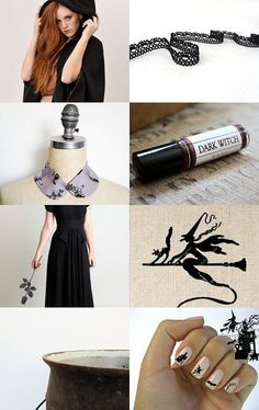 Witch --Pinned with TreasuryPin.com