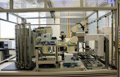Robot Scientist Helps Design New Drugs