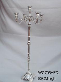 Top rated 83cm overlenght metal candelabra  by MyWeddingSupplies, $31.60