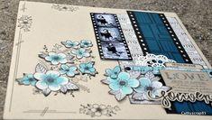 feutre-cathy-5 Scrapbook Albums, Masking Tape, Mini Albums, Embellishments, Frame, Fedoras, Birthdays, Draw, Creative Crafts