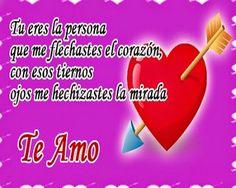 imagenes de corazones con poemas de amor para facebook