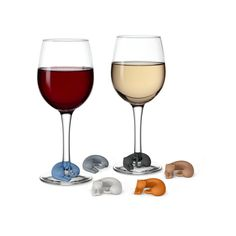 Wine Markers - Wine Lives in use