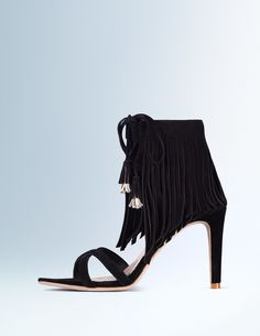 Boden Tabitha Heel Black Women Boden, Black 35527589 Youve got your Friday night outfit sorted (well, youve narrowed down your options at least): now add the final touch with these show-stopping heels. Playful fringing and tassel ties amp up the glamour http://www.MightGet.com/january-2017-13/boden-tabitha-heel-black-women-boden-black-35527589.asp