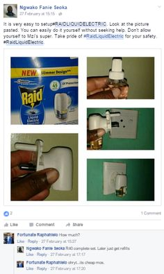 Screenshot from one of our #RaidLiquidElectric influencers. #InfluencerMarketing #WordOfMouthAdvertising #theSALT
