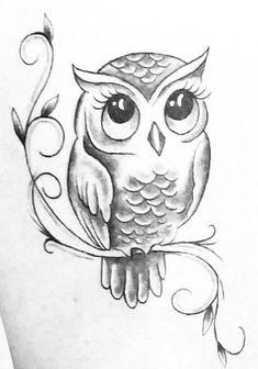 Fashion Design Sketches 853432198127776877 - 27 trendy flowers tattoo drawing sunflowers Flower Tattoo Desi flower tattoos Source by wanitaroark Cute Owl Tattoo, Tatoo Bird, Cute Tattoos, Pretty Tattoos, Sexy Tattoos, Tattoo Owl, Baby Owl Tattoos, Small Tattoos, Cool Art Drawings