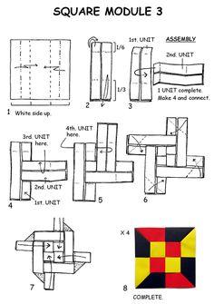 Square Module #3