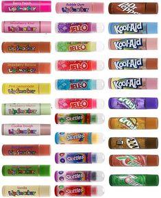 Image from http://2.bp.blogspot.com/_k9vZjpU44A8/TNMtYy8ts2I/AAAAAAAAFh0/2YRLvxcl5Ao/s1600/Lip+smackers_.jpg.