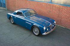 #AlfaRomeo 6C 2500 SS Supergioiello Carrozzeria #Ghia Torino