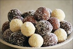The Famous Coconut Tim Tam Balls ...This Recipe Has Gone Viral!