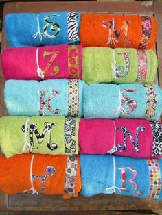 """Spa Wrap towel with Snap closure - no Velcro to worry about in wash! Find """"Camela Sky Designs"""" on Facebook"""