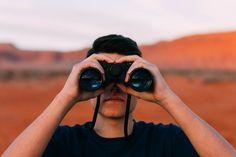 Binoculars man bossfight.co