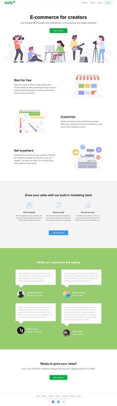 Sellfy - E-commerce for creators