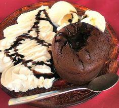Σουφλέ σοκολάτας !!!   ΜΑΓΕΙΡΙΚΗ ΚΑΙ ΣΥΝΤΑΓΕΣ   Bloglovin' Greek Recipes, Muffin, Pudding, Cookies, Chocolate, Breakfast, Desserts, Food, Crack Crackers
