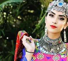 #afghan #style #jewelry                                                                                                                                                                                 More