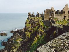 Dunluce Castle- Nordirlandtour