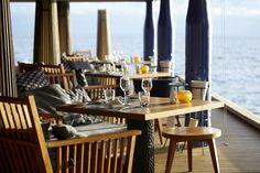Anantara Kihava Villas Maldives by Poole Associates Private Limited - Retailand Hospitality Design