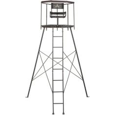 Monitor your favorite hunting spot from above with tripod stands, tripod hunting stands and tripod treestands at Academy Sports + Outdoors. Man Cave And Workshop, Tree Stand Hunting, Aluminium Scaffolding, Tree Stands, Perfect Angle, Archery Hunting, Tripod, Blinds, Game