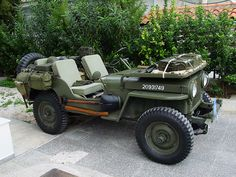 Willys Jeep M38 - Ready to roll