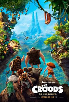 TV SHOWZ MOVIEZ AND GAMES: The Croods (2013) WEBRip 1080p