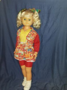 Antiga Boneca Barbara Que Fala Em Ingles - R$ 95,00 no MercadoLivre