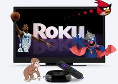 Meet Roku | Roku Streaming Player