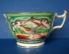 ** Hrníček na čaj - porcelán ♣ Coalport r.1815