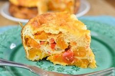 Slimming Eats Roasted Butternut Squash and Red Pepper Quiche - gluten free, vegetarian, Slimming World and Weight Watchers friendly Quiche Recipes, Veggie Recipes, Vegetarian Recipes, Veggie Meals, Veggie Food, Slimming Eats, Slimming World Recipes, Vegetarian Weekly Meal Plan, Ham And Broccoli Quiche