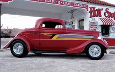 33 Ford ELIMINATOR hotrod ZZ Top