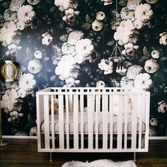 """235 Likes, 26 Comments - Nursery Works (@nurseryworksla) on Instagram: """"Our newest Novella Crib in dune white just found a new home and we're having major nursery envy 😍 