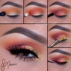 A smokey eye look is a perfect suggestion for any occasion. Whether you want to look mysterious and feminine or simple and elegant