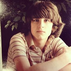 Kings of Leon's Jared Followill Age 13
