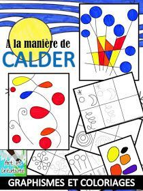 Art lessons for your kids/children to help them to draw and paint. Craft for kids with easy, step by step Kids Art Class, Art Lessons For Kids, Art Lessons Elementary, Art For Kids, Alexander Calder, Programme D'art, Kindergarten Lesson Plans, Ecole Art, Art Curriculum