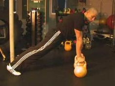 17 Kettle Bell Exercises for Total Body Toning
