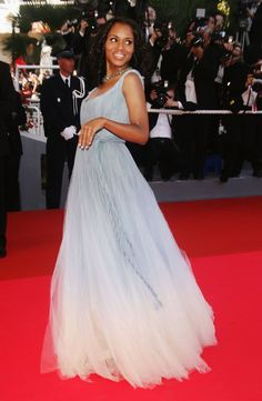 Kerry Washington Photo - Cannes - Zodiac-Premiere (2007)