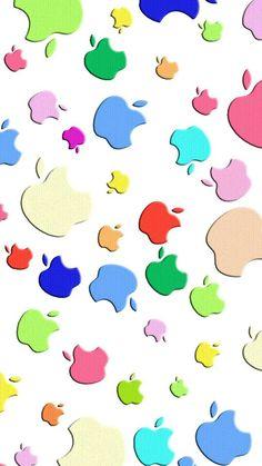 *✿**✿*W.PHONE*✿**✿* Flowery Wallpaper, Cute Wallpaper For Phone, Cellphone Wallpaper, Disney Wallpaper, Mobile Wallpaper, Wallpaper Backgrounds, Iphone Logo, Apple Logo Wallpaper Iphone, Cute Wallpapers
