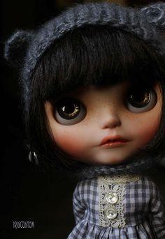 ♥ Custom Doll for Adoption ♥ by Iriscustom ☞
