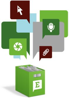 Evernote - my favourite software for quick recording my ideas