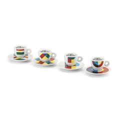 Tazzine caffè espresso Expo 2015 Limited Edition – illy