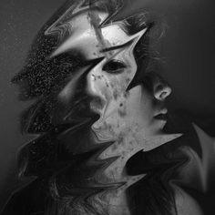 Cross Connect - Luciana UrtigaBrazilian artist,creates illusory,...