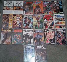 Rising Star Comics, Lobo, Kid Supreme - Lot of 20 - Lots of #1 *Mature Readers*
