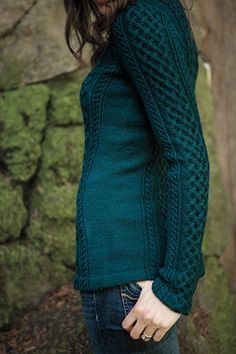 Princess Pullover - Knitting Patterns and Crochet Patterns from KnitPicks.com by Edited by Knit Picks Staff