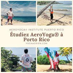 étudiez aeroyoga à porto rico Porto Rico, Ayurveda, Formation Yoga, Coaching, Le Pilates, Photos Originales, Beach Mat, Outdoor Blanket, Aerial Yoga