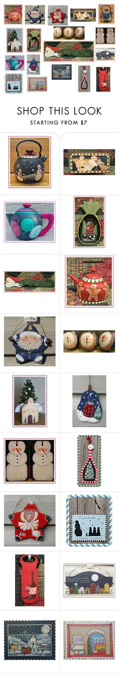 """""""CHRISTMAS 2016 - THE SUNFLOWER CUPBOARD"""" by thesunflowercupboard ❤ liked on Polyvore featuring interior, interiors, interior design, home, home decor and interior decorating"""