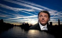 """Matteo Renzi: """"dal prossimo anno per chi crede alle Scie Chimiche ci sarà il manicomio"""""""