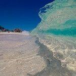 Caribbean waves. #bahamas